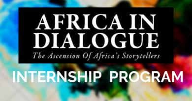 AFRICA IN DIALOGUE INTERNSHIP PROGRAMME - LOGO
