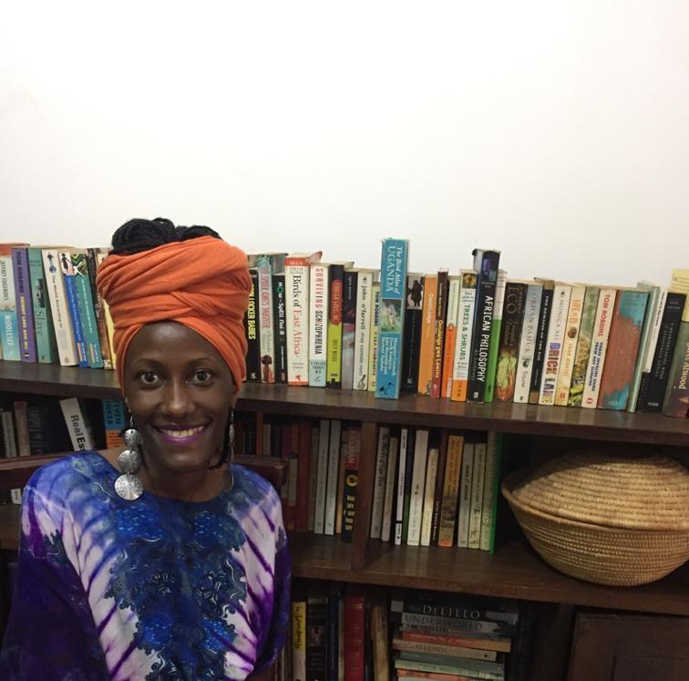 Davina Philomena Kawuma