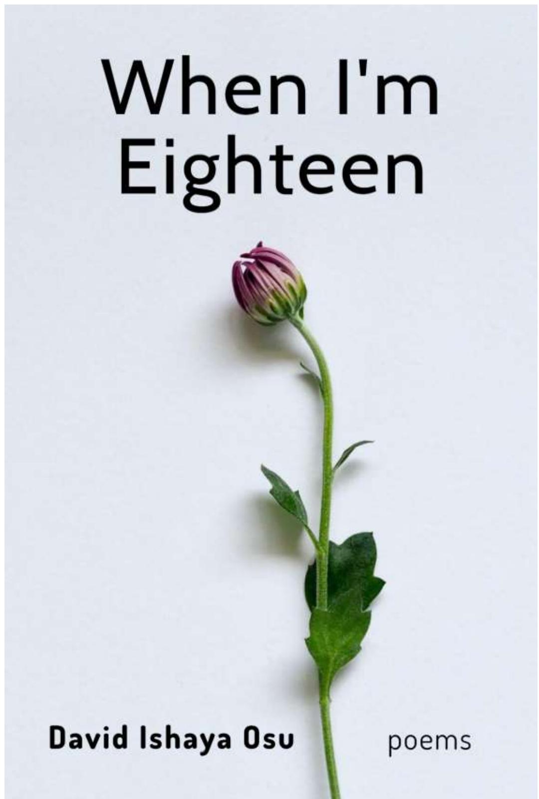 'When I'm Eighteen' by David Ishaya Osu