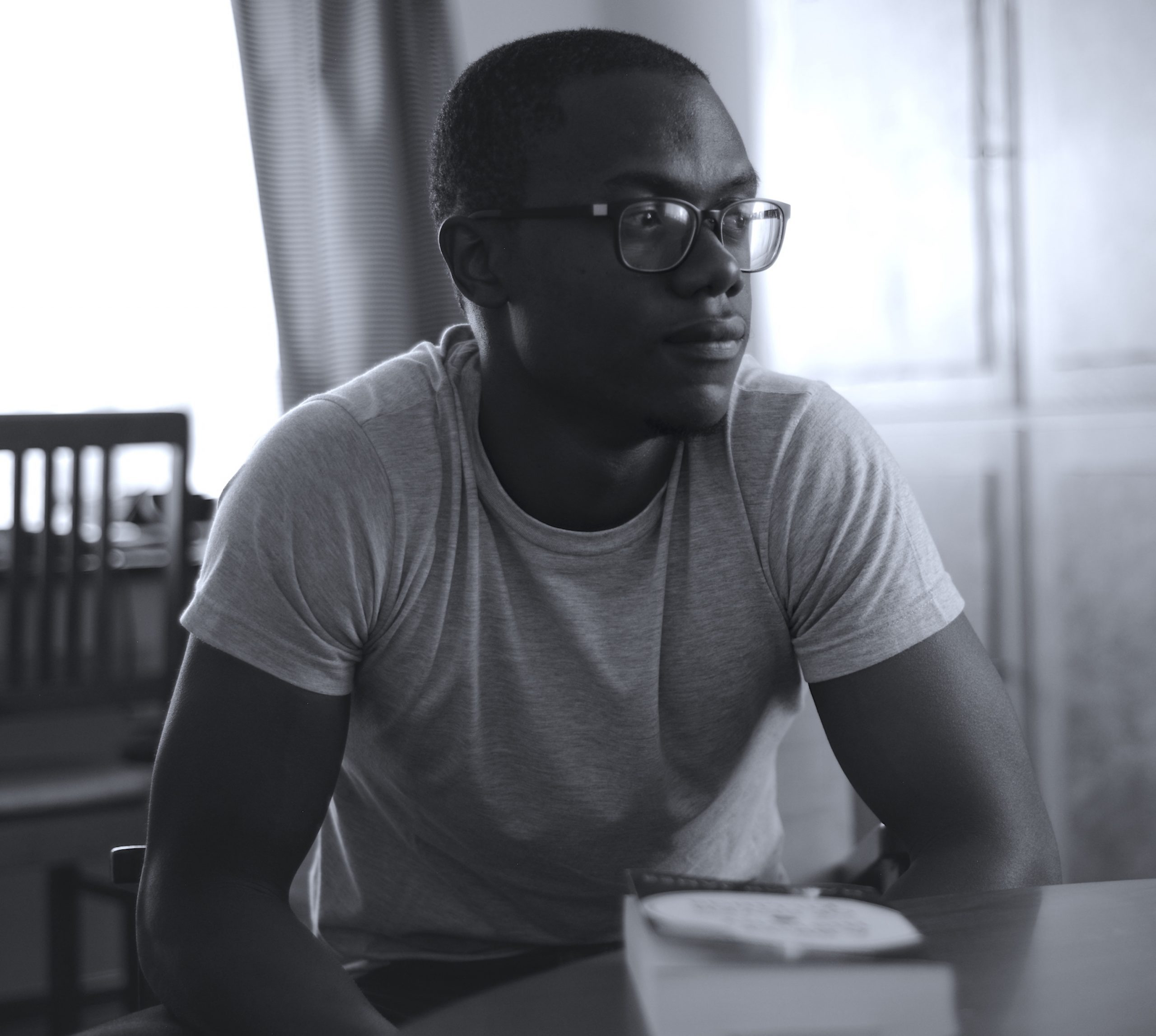 Rémy Ngamije - AKO Caine Prize Shortlisted Writer