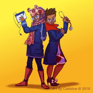 Cabblow and Dr T