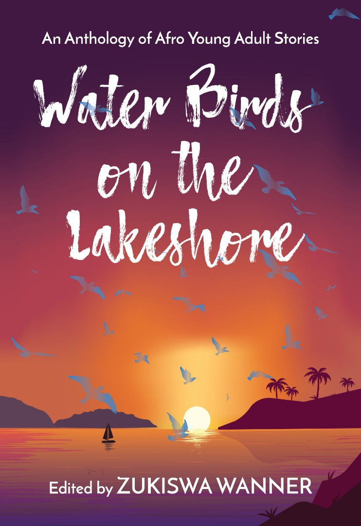 'Water Birds on the Lakeshore'