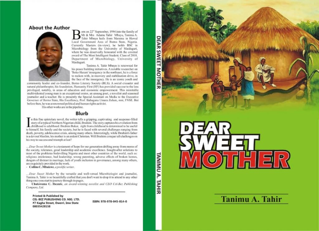 'Dear Sweet Mother' by Tanimu A. Tahir