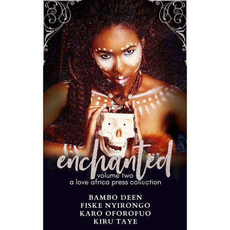 'Enchanted', co-authored by Fiske Nyirongo