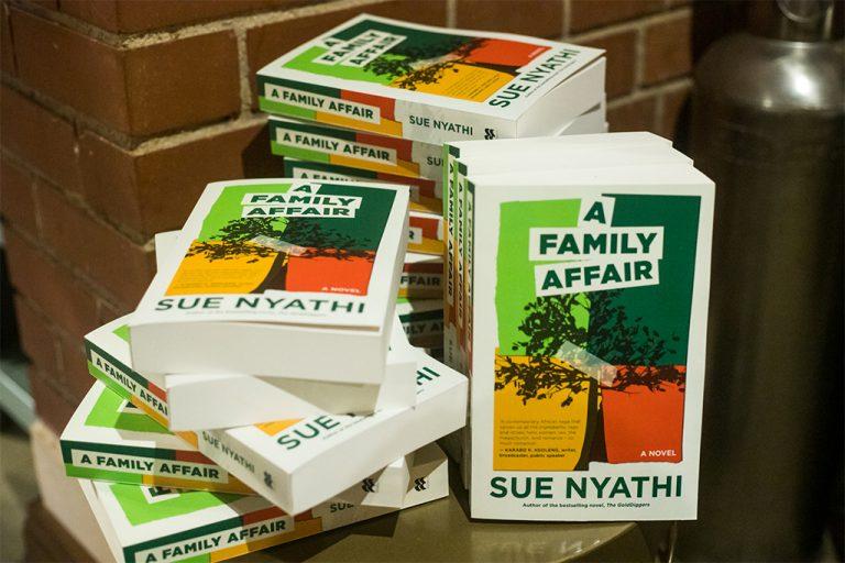 'A Family Affair' by Sue Nyathi