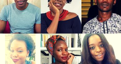 Writivism shortlisted writers