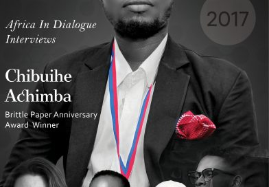 Brittle Paper Interviews by Africa In Dialogue