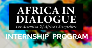 AFRICA IN DIALOGUE INTERNSHIP PROGRAMME - LOGO