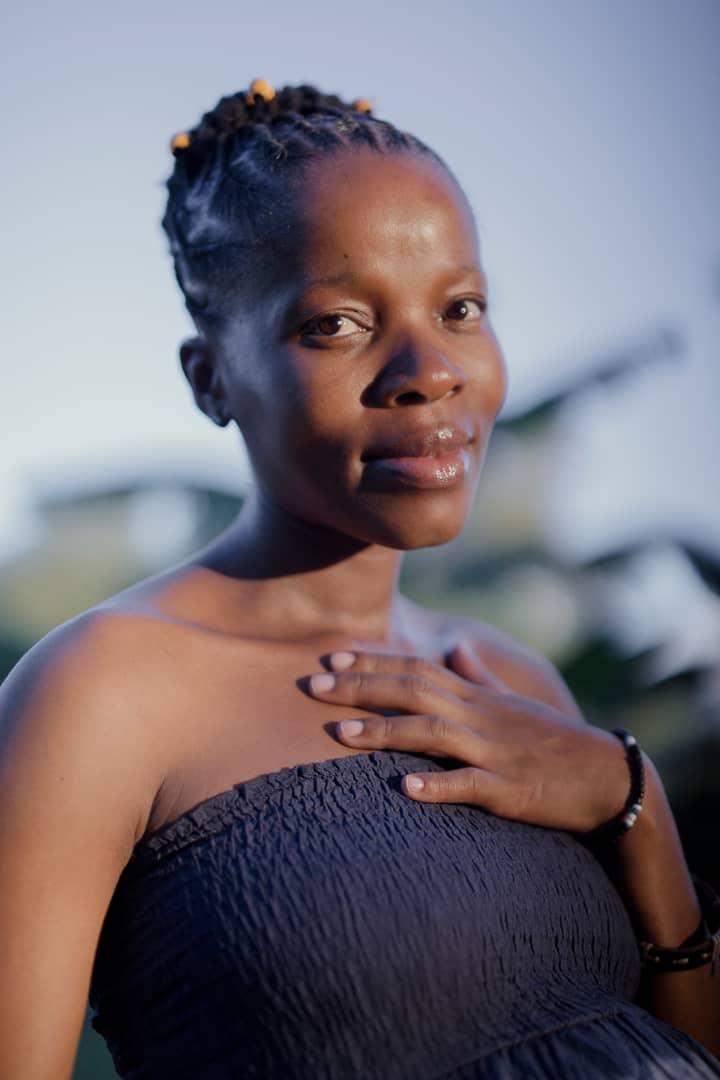 Tshepo-interviewer