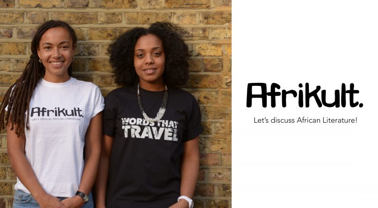 Zaahida and Marcelle and Afrikult. logo