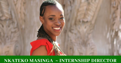 Nkateko _Internship Director