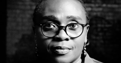 Jennifer Nansubuga Makumbi by Danny Moran