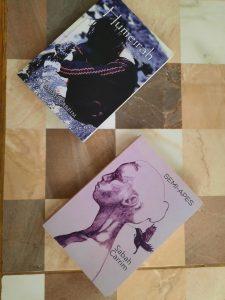 'Humeirah' and 'Semi-Apes' by Sabah Carrim
