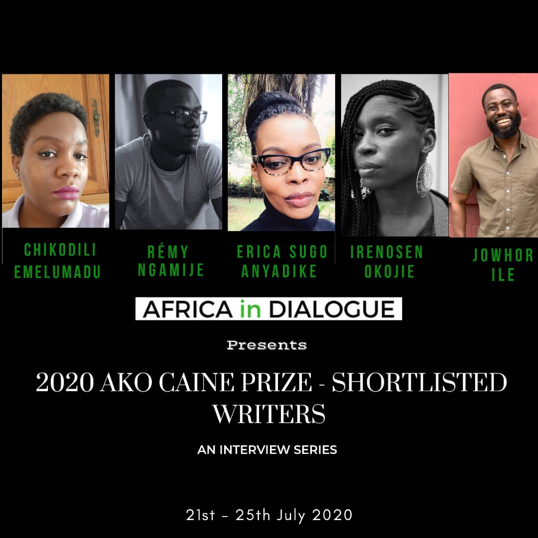2020 AKO Caine Prize Shortlisted Writers - An Interview Series