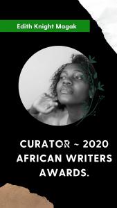 2020 African Writers Awards and the Wakini Kuria Award for Children's Literature