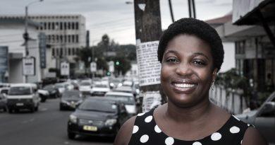 Michelle Chikaonda