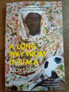 'A Long Way from Douala' by Max Lobe