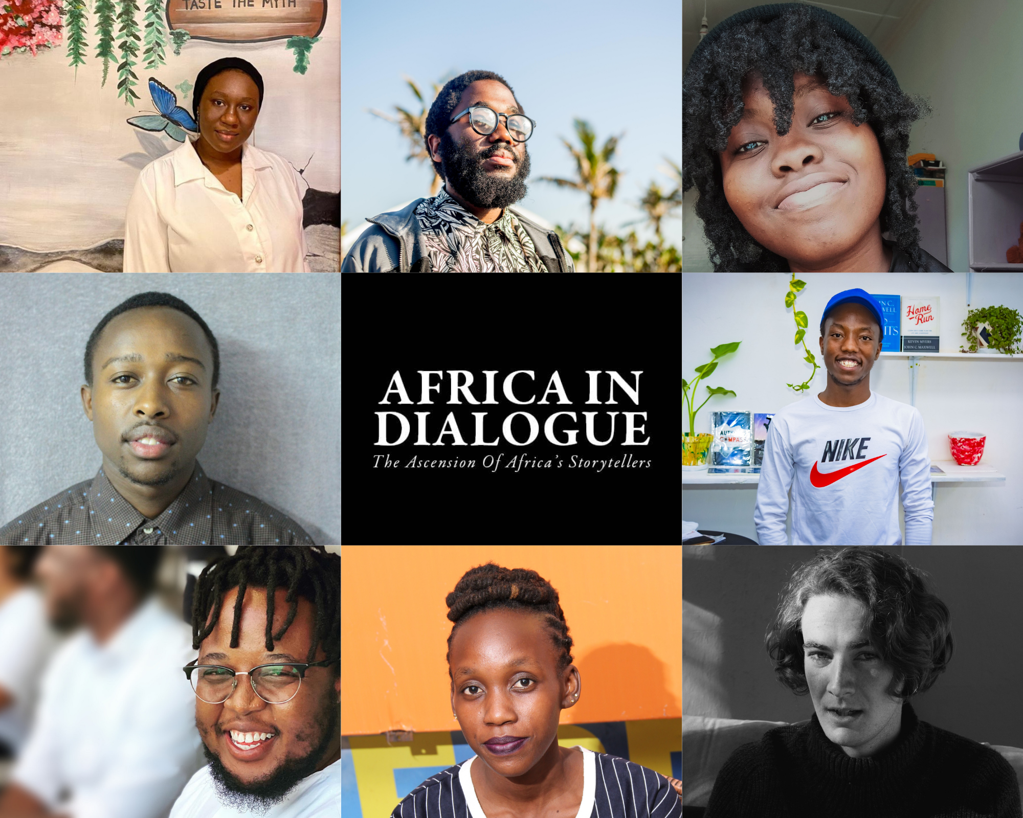 Africa in Dialogue Interns 2021