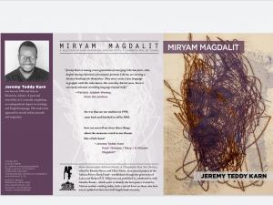 'Miryam Magdalit' by Jeremy Karn