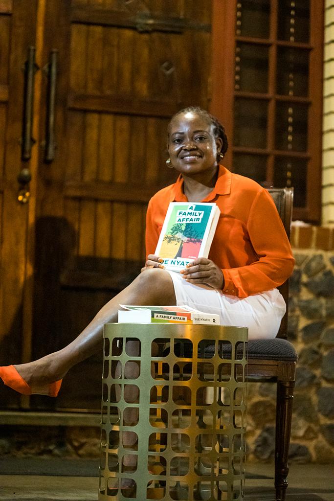 Sue Nyathi