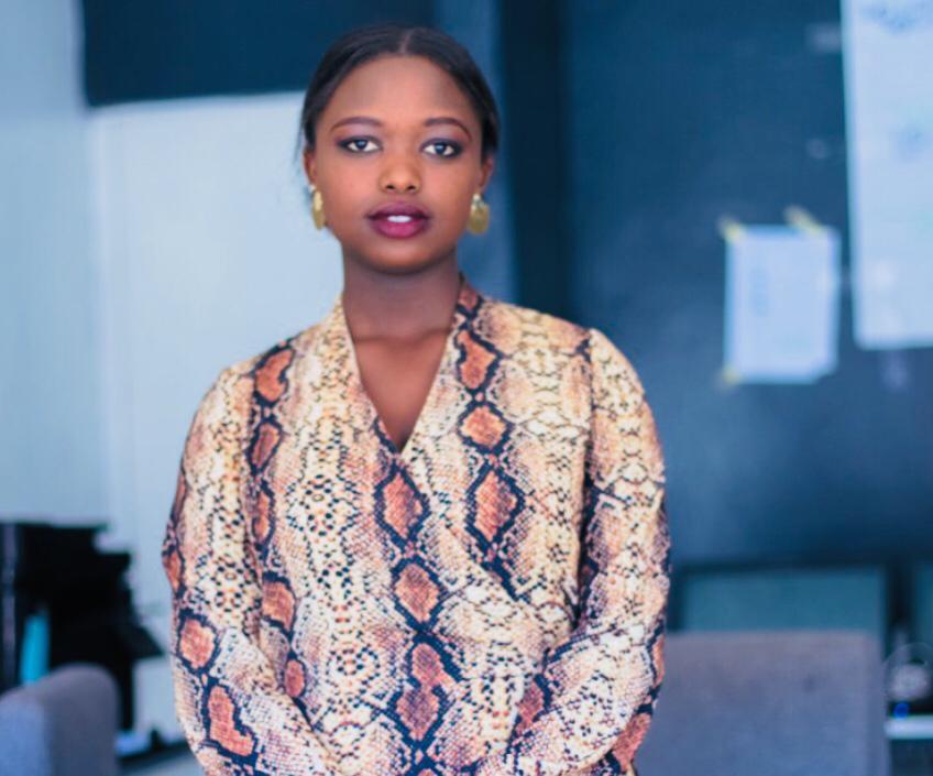 Sandrine Bwiza