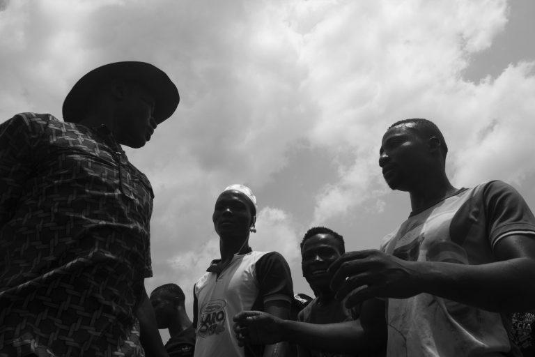 """'Ete – Leader of Men' © Oluwamuyiwa """"Logor"""" Adeyemi"""