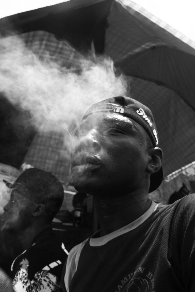 """'Ete – Life is a battlefield' © Oluwamuyiwa """"Logor"""" Adeyemi"""